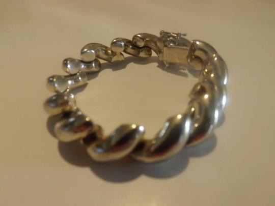 Other GORGEOUS UNISEX STERLING SILVER SAN MARCO BRACELET