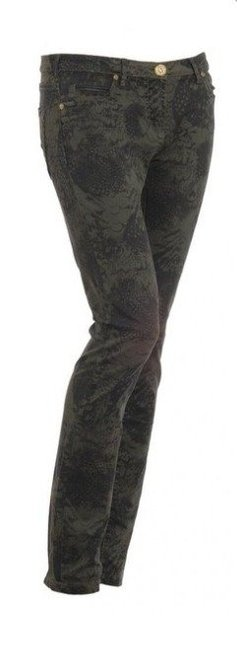 Preload https://item3.tradesy.com/images/maison-scotch-black-olive-feather-print-skinny-jeans-size-28-4-s-554747-0-0.jpg?width=400&height=650
