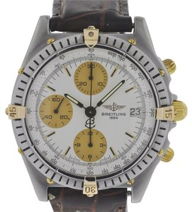 Breitling Breitling Two Tone Chronomat Chronograph Automatic Watch