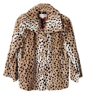 Erin London Faux Fur Coat
