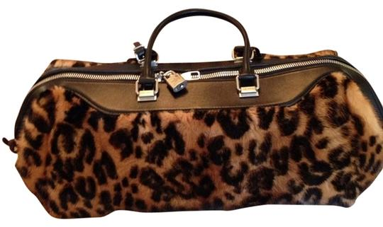 Louis Vuitton Limited Edition Fall/Winter Collection 2012 Tote in Leopard