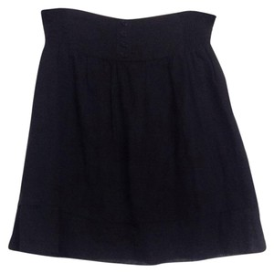 Final Touch Mini Skirt Blac
