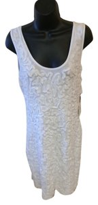 Calvin Klein Collection short dress White on Tradesy