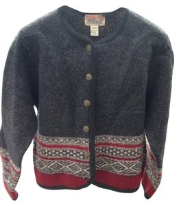 Tally Ho Wool Xl Cardigan