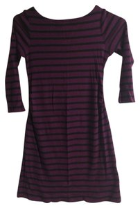 Gap Maternity Striped Gap Dress