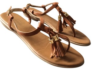 Crown Vintage Camel Sandals