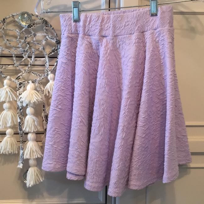 Urban Outfitters Mini Skirt Lilac