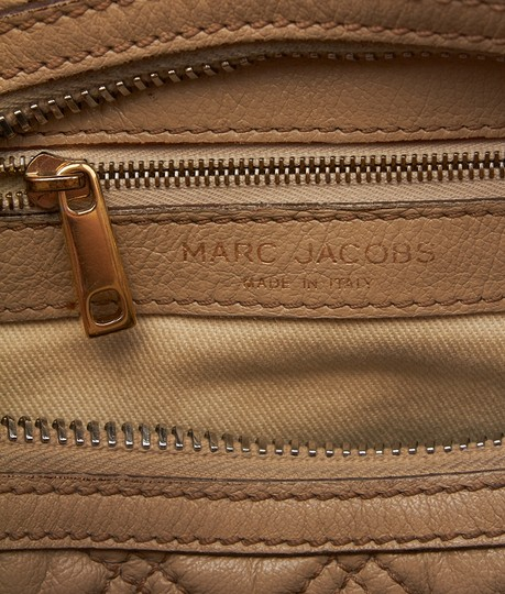 Marc Jacobs Quilted Leather Hobo Bag