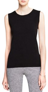 Bloomingdale's Top Cashmere Black