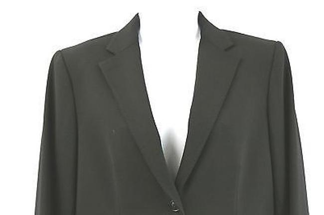 Brooks Brothers Black Wool Blazer