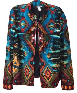 Chico's Multi Blazer
