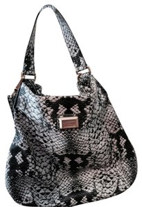 Marc by Marc Jacobs Snake Print Hobo Bag
