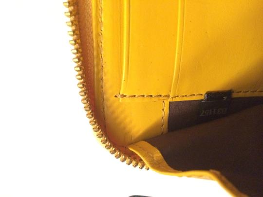 Cole Haan Wristlet in Yellow