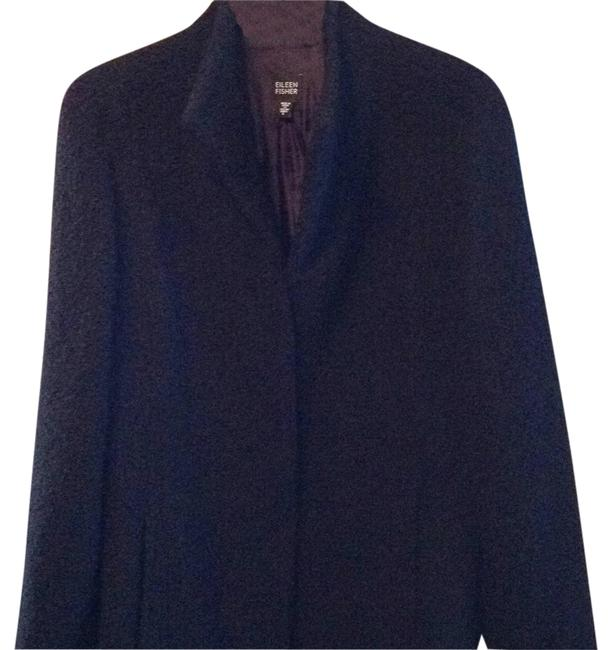 Preload https://item5.tradesy.com/images/eileen-fisher-blac-short-collar-less-jacket-adorable-on-skirt-suit-size-14-l-5550379-0-0.jpg?width=400&height=650