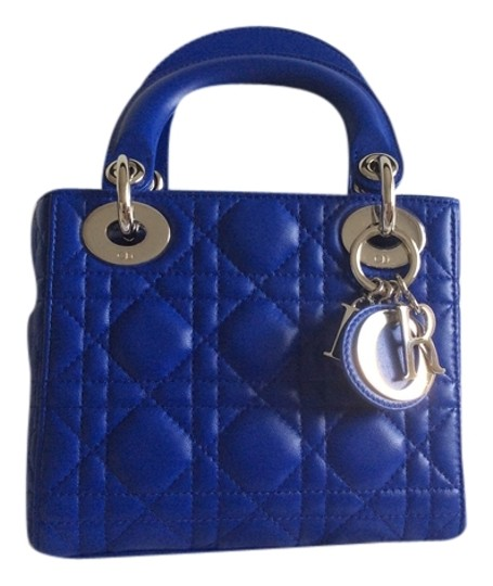 Preload https://item5.tradesy.com/images/dior-lady-dior-quilted-cannage-blue-persan-lambskin-leather-satchel-5550934-0-0.jpg?width=440&height=440