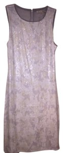 Rachel Roy short dress White, gold , grey on Tradesy