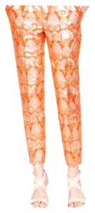 J.Crew Capri/Cropped Pants Orange