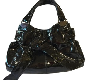Kooba Patent Hobo Bag