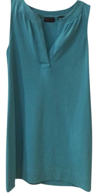 Preload https://item1.tradesy.com/images/new-york-and-company-aqua-23243-above-knee-short-casual-dress-size-8-m-5552950-0-0.jpg?width=400&height=650