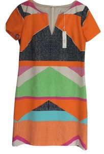 Trina Turk new with tags short dress Multi- orange on Tradesy