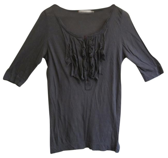 Preload https://img-static.tradesy.com/item/5553319/gray-light-34-sleeve-by-blouse-size-4-s-0-0-650-650.jpg