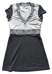 Lululemon short dress Gray on Tradesy