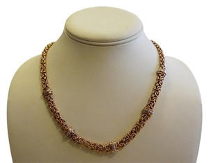 Technibond Technibond Byzantine 5-Stations Necklace 18""