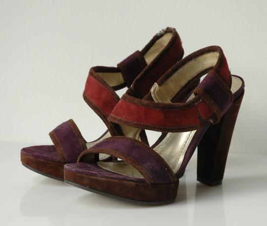 Nine West purple Sandals