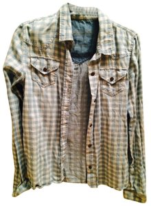 Bullhead Denim Co. Button Down Shirt