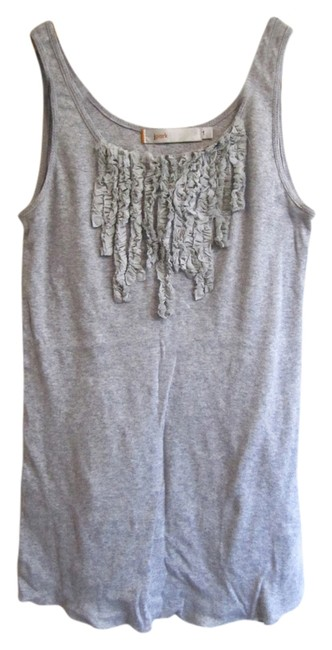 Preload https://item3.tradesy.com/images/light-heather-gray-with-ruffles-tank-topcami-size-4-s-5554147-0-0.jpg?width=400&height=650