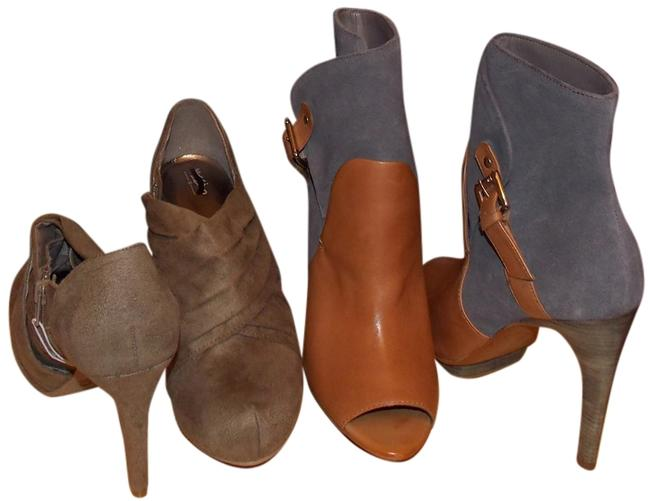 Luxury Rebel 2 Pair Boots/Booties Size US 8.5 Regular (M, B) Luxury Rebel 2 Pair Boots/Booties Size US 8.5 Regular (M, B) Image 1