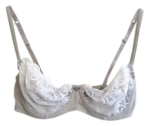 Emporio Armani Emporio Armani Under-Wire Bra with Lace 34C