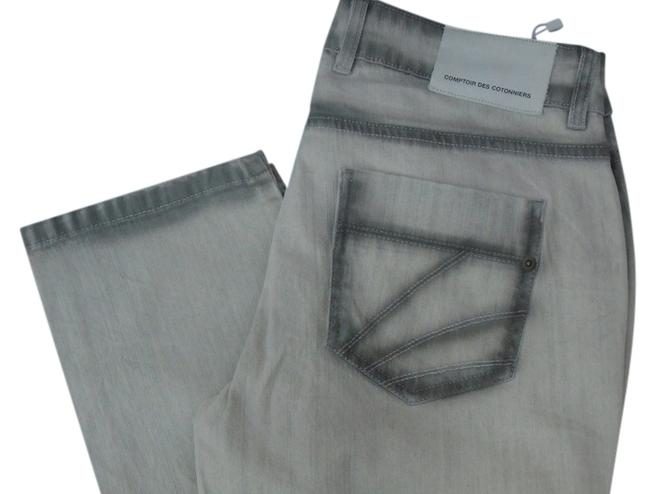 Preload https://item4.tradesy.com/images/comptoir-des-cotonniers-grey-and-charcoal-limited-edition-color-blocking-straight-leg-jeans-size-27--5556838-0-0.jpg?width=400&height=650