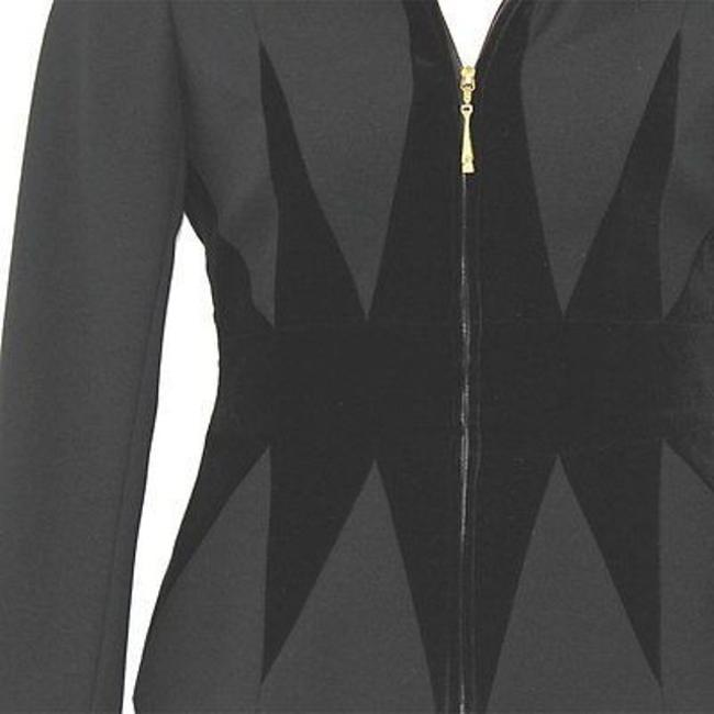 Escada Couture Black Jacket Blazer