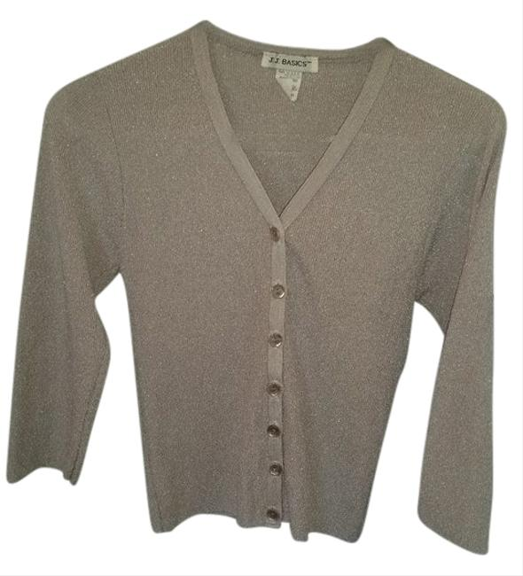 JJ Basics Button Down Shirt Gray