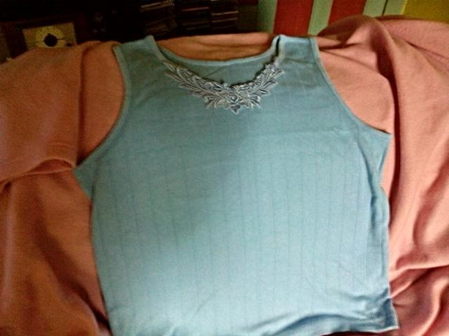 Other Top Light Pretty Blue