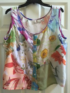 Sacred Threads Top Multi Colored