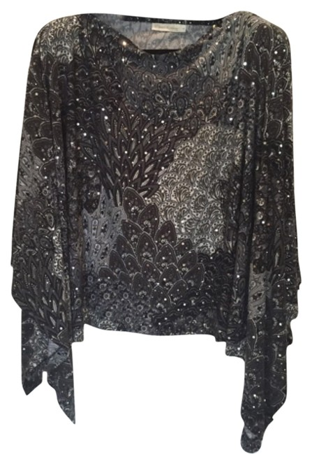 Other Top Black, grey, silver
