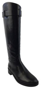 Tory Burch Grace Tall Tall Black Boots