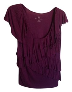 New York & Company Top Plum