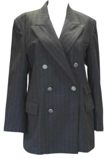 Bally Double Breasted Wool Blazer