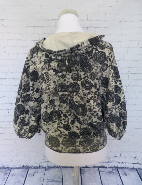 Billabong Floral Sweatshirt