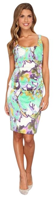 Preload https://img-static.tradesy.com/item/5559433/suzi-chin-for-maggy-boutique-greens-purples-mint-short-workoffice-dress-size-6-s-0-0-650-650.jpg