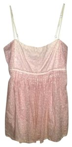Abercrombie & Fitch Top Floral Pink