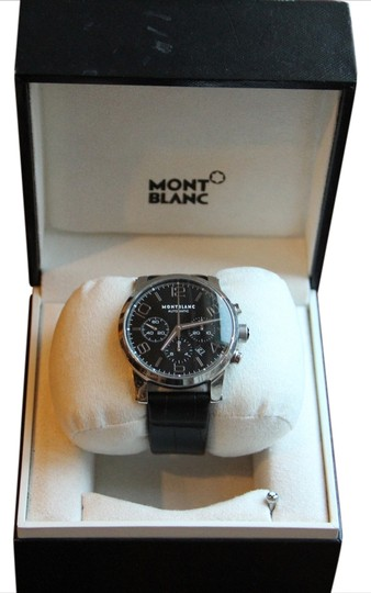 Preload https://img-static.tradesy.com/item/5560669/montblanc-black-mens-fast-shipping-watch-0-0-540-540.jpg