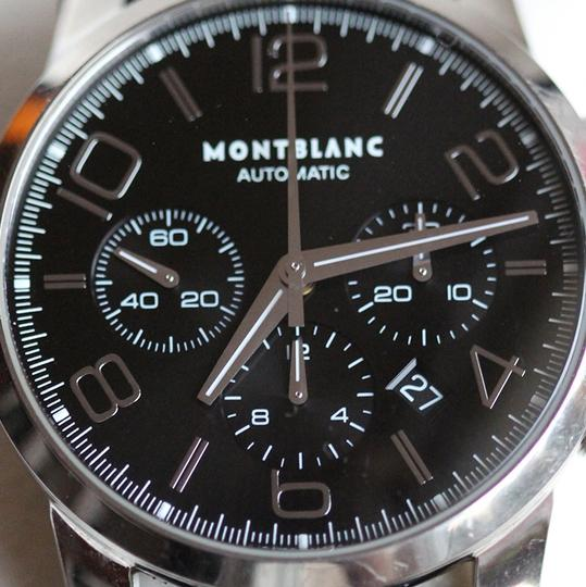 Montblanc mens watch fast shipping