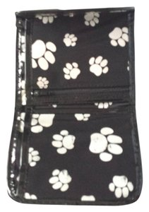Other black and white wallet