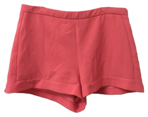 Forever 21 Dress Shorts Coral