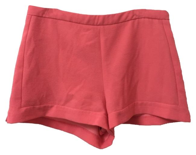 Preload https://item1.tradesy.com/images/forever-21-coral-dress-shorts-size-8-m-29-30-5560960-0-0.jpg?width=400&height=650