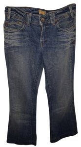 Yanuk Relaxed Fit Jeans-Distressed